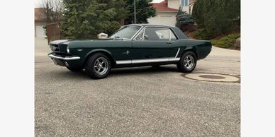 1965 Ford Mustang Coupe For Sale In Boise, Idaho 83712