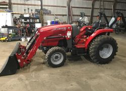 2016 Massey Ferguson For Sale