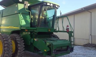 2002 JOHN DEERE 9650 STS For Sale In Coldwater, Ohio 45828