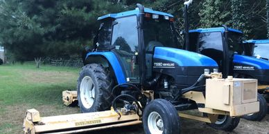 2002 NEW HOLLAND TS90 For Sale In Westminster, Maryland 21157
