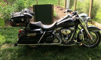 2013 Harley-Davidson FLHR Road King Auction 88317624