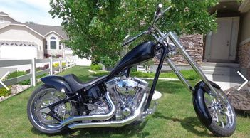 Custom Chopper 2013 Sandy UT 84070