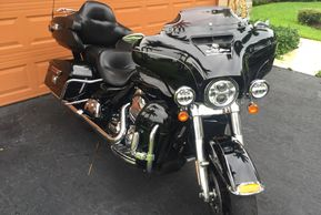 2014 Harley-Davidson FLHTK Electra Glide Ultra Limited For Sale In Coral Springs