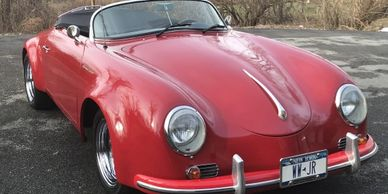 1957 Porsche 356-Replica Convertible For Sale in Warwick, New York 10990