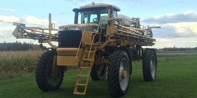2010 AG-Chem Rogator 1184 Sprayer For Sale In Richmond, Ontario Canada K0A2Z0