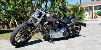 2015 Harley-Davidson FXSB Softail Breakout For Sale In Naples, FL