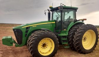 2009 JOHN DEERE 8430 For Sale In Childress, Texas 79201