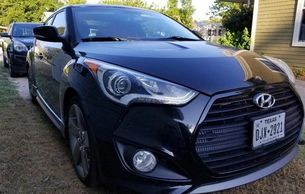 Used 2014 Hyundai Veloster Turbo For Sale In Fort Worth, TX 76110
