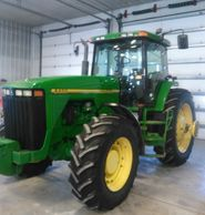 1996 JOHN DEERE 8400 For Sale