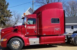 2011 PETERBILT 386 For Sale in Popler Grove, Illinois 61065