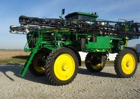 John Deere Sprayer For Sale in Burchland, Nebraska 68323