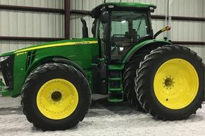 2015 JOHN DEERE 8345R For Sale In Plymouth, Nebraska 68424