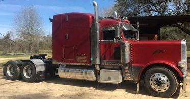 2009 Peterbilt 389 For Sale In Poplarville, MS 39470