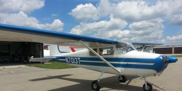 1959 CESSNA 172B SKYHAWK For Sale in Tecumseh, Michigan 49286