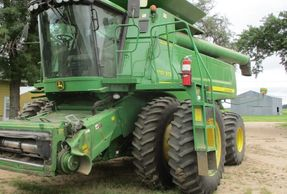 2010 JOHN DEERE 9770 STS For Sale