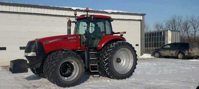 2010 CASE IH MAGNUM 305 For Sale