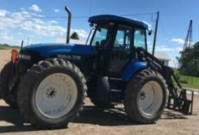 2002 New Holland Tv140 For Sale In Antler, ND 58711