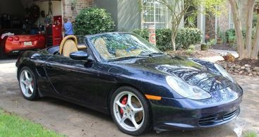 2003 Porsche Boxster S For Sale in Hahnville, Louisana 20057