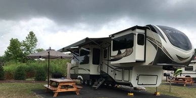 5th Wheel Grand Design 2017 For Sale In Ocala Florida 34473 Auction 91027441