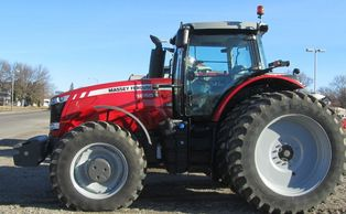 2013 MASSEY-FERGUSON 8690 For Sale In Liberty Center, OH 43532