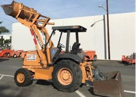 2001 CASE 570M XT For Sale In Lancaster, California 93536