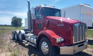 2007 KENWORTH T800 For Sale in Volga, South Dakota 57071