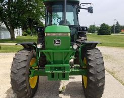1989 JOHN DEERE 3155 For Sale In Harvard, Illinois 60033