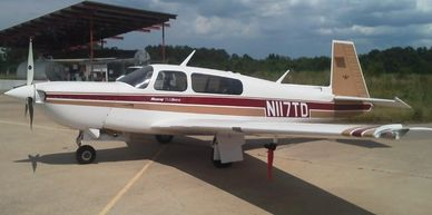 1990 Mooney M20M TLS For Sale In Beaumont, TX 77726