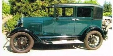 1929 Ford Model A For Sale in Reedley, California 93654