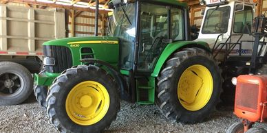 2011 JOHN DEERE 6430 For Sale In Kylertown, Pennsylvania 16847