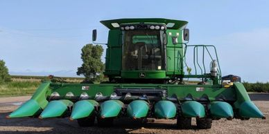2007 JOHN DEERE 9660 STS For Sale In Montezuma, KS 67867