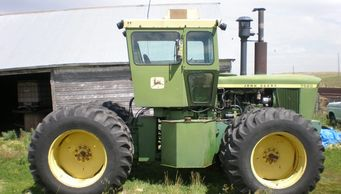 1974 John Deere 7520 Tractor For Sale In Selby, SD 57472