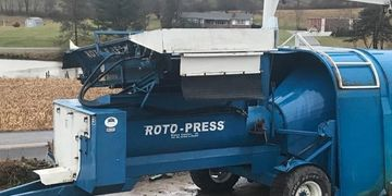 2011 ROTO-PRESS 890 For Sale In Accident, Maryland 21520