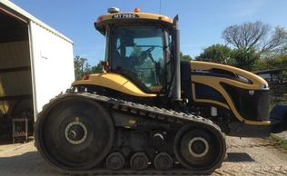 2010 CHALLENGER MT765C For Sale In Pinckneyville, Illinois 62274