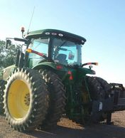 2013 JOHN DEERE 7215R For Sale In Dalhart, Texas