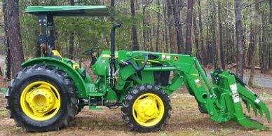 2016 John Deere 5056E For Sale in Bedford, Virginia 24523