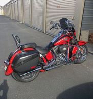 2011 Harley SoftTail Convertible For Sale