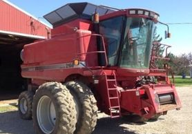 1997 CASE IH 2166 For Sale In Edgerton, Ohio 43517