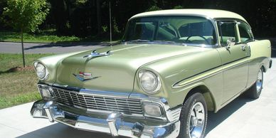1956 Chevy Bel Air 2 Door Sedan For Sale In Moorevill, NC 28115