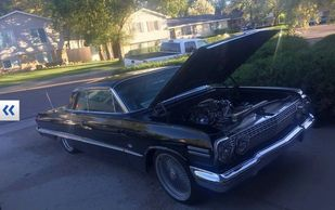 1963 Chevrolet For Sale