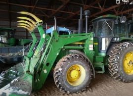 1985 JOHN DEERE 4450 For Sale In Volga, South Dakota 57071