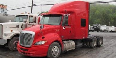 2010 INTERNATIONAL PROSTAR + EAGLE For Sale In Gaines, Pennsylvania 16921
