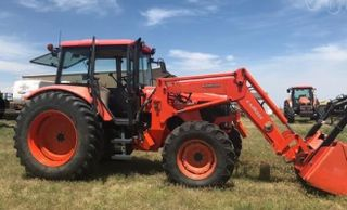 2007 KUBOTA M125XDTC For Sale In Littleton, Colorado 80123