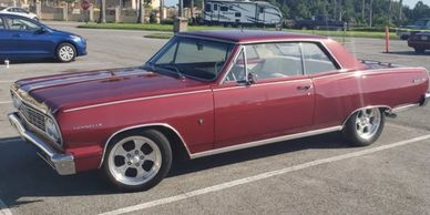 1964 Chevrolet Malibu SS For Sale In Slidell Louisianna 70460 Auction 91213094