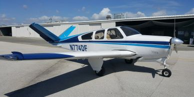 1964 Beechcraft Bonanza For Sale