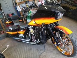 2015 SPECIAL EDITION ROADGLIDE W/ 120 ENGINE For Sale