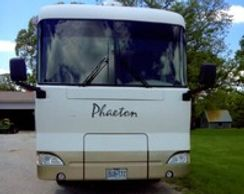2004 Tiffin Phaeton 40 TGH w/ 3 slides For Sale in Cole Camp, Missouri 65325
