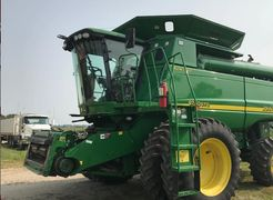 2007 JOHN DEERE 9760 STS For Sale In Racine, Minnesota 55967