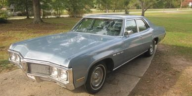 1970 Buick Le Sabre Sedan For Sale In Gastonia, NC 28056