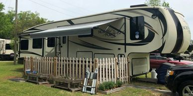 2017 Jayco North Point For Sale in Camp LeJeune, North Carolina 28547